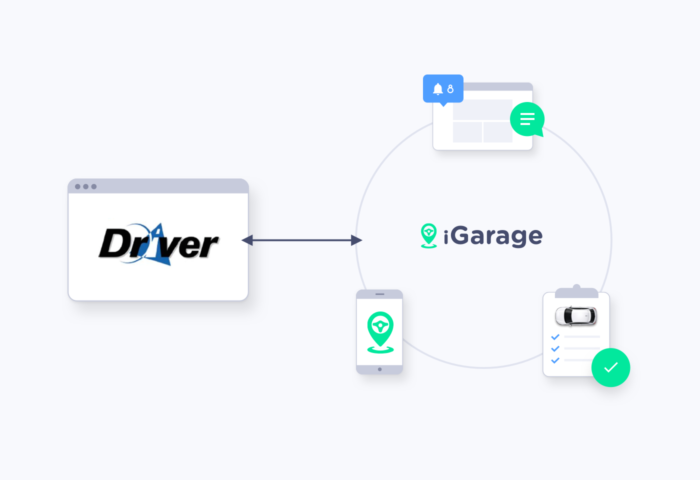 iGarage werkt samen met mivar driver